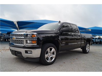 2015 Silverado 1500 Double Cab Pickup #270899A1 - photo 4
