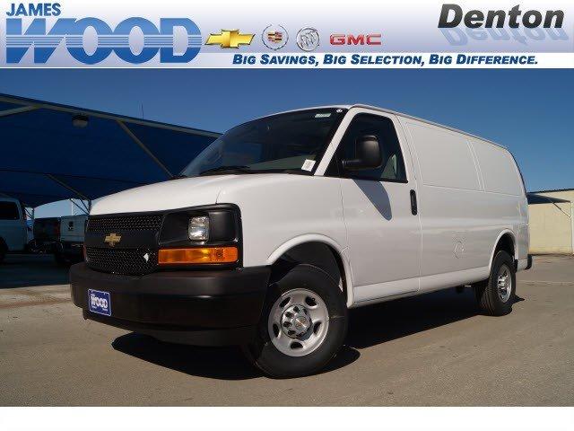 Chevrolet Van Upfit Trucks Denton Tx