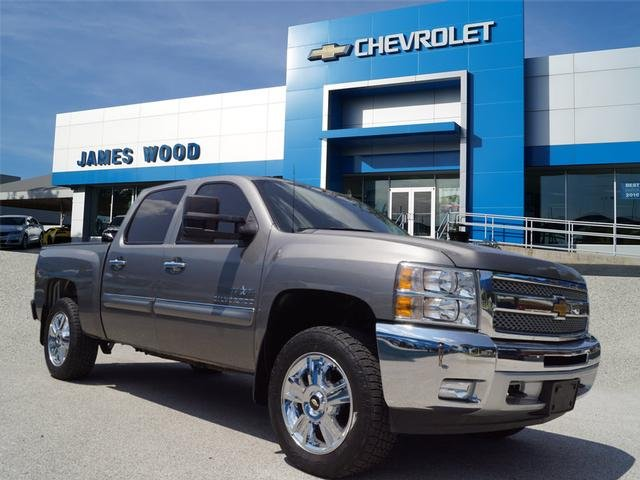 2013 Silverado 1500 Crew Cab 4x4 Pickup #272130A1 - photo 1