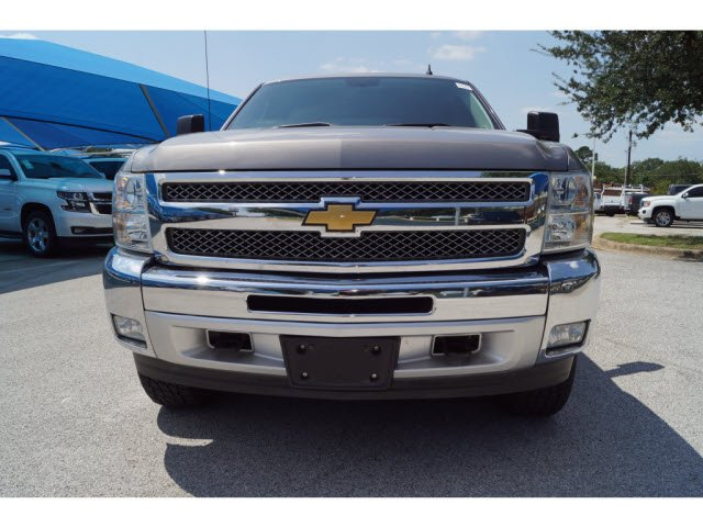 2013 Silverado 1500 Crew Cab 4x4 Pickup #272130A1 - photo 3