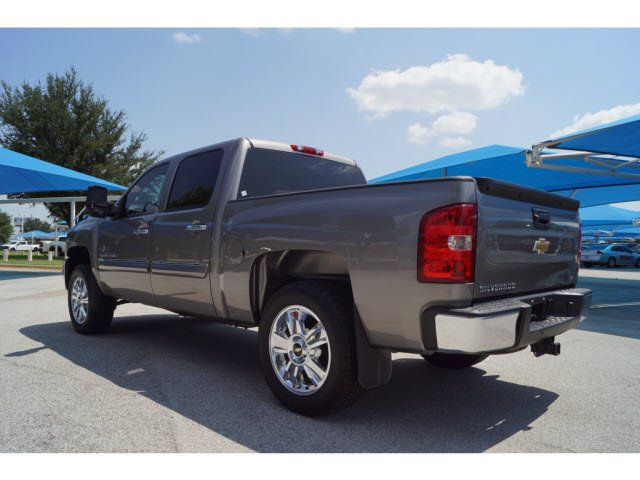2013 Silverado 1500 Crew Cab 4x4 Pickup #272130A1 - photo 5