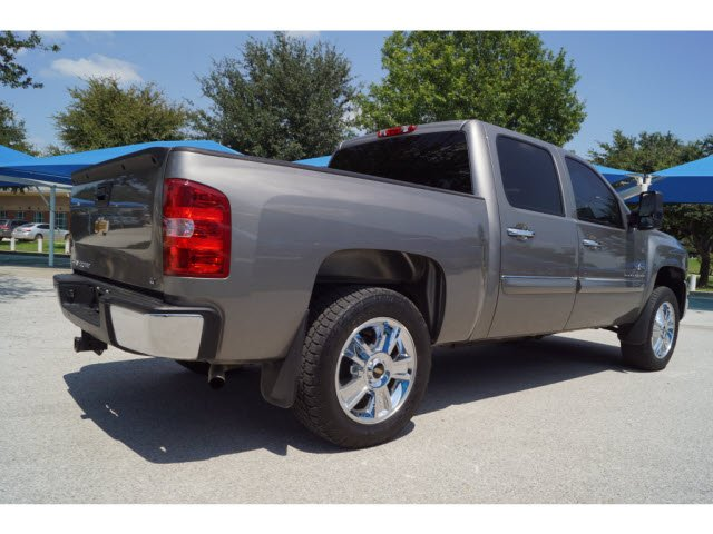 2013 Silverado 1500 Crew Cab 4x4 Pickup #272130A1 - photo 2