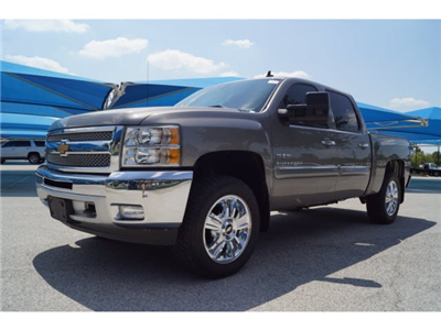 2013 Silverado 1500 Crew Cab 4x4 Pickup #272130A1 - photo 4