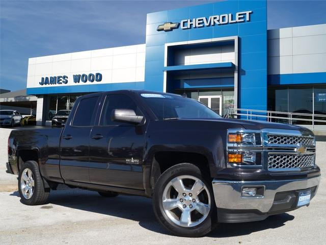 2014 Silverado 1500 Double Cab Pickup #272524B1 - photo 1