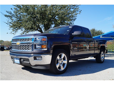 2014 Silverado 1500 Double Cab Pickup #272524B1 - photo 5