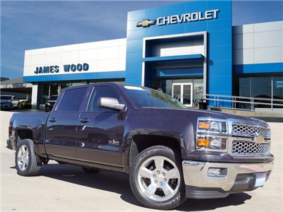 2015 Silverado 1500 Crew Cab, Pickup #274122A1 - photo 1