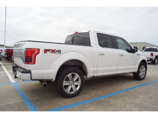 2015 F-150 SuperCrew Cab 4x4, Pickup #281524A1 - photo 4
