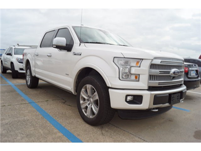 2015 F-150 SuperCrew Cab 4x4, Pickup #281524A1 - photo 3