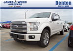 2015 F-150 SuperCrew Cab 4x4, Pickup #281524A1 - photo 1