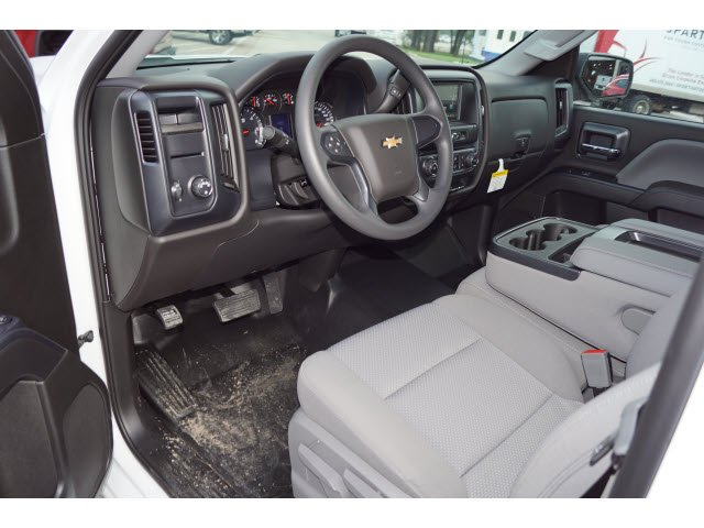 2018 Silverado 1500 Regular Cab 4x2,  BrandFX Service Body #283552 - photo 5