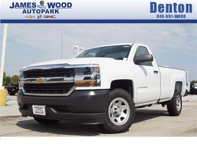 2018 Silverado 1500 Regular Cab 4x2,  Pickup #283596 - photo 1