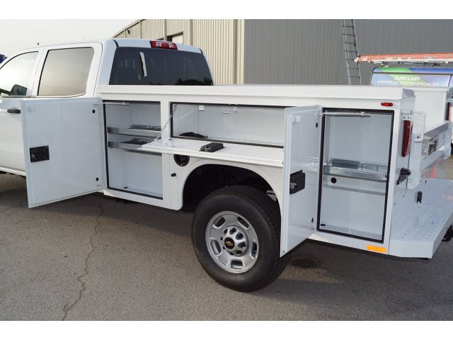 2018 Silverado 2500 Crew Cab 4x2,  Service Body #283682 - photo 3
