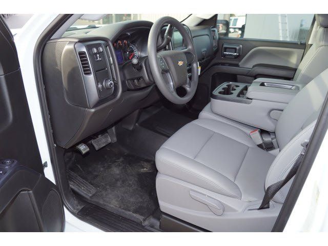 2018 Silverado 2500 Crew Cab 4x2,  Service Body #283682 - photo 4