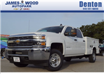 2018 Silverado 2500 Crew Cab 4x2,  Service Body #283682 - photo 1