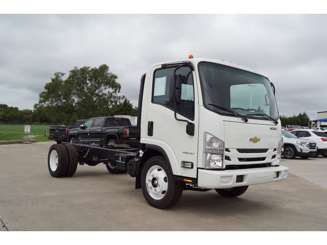 2018 LCF 4500 Regular Cab,  Cab Chassis #284169 - photo 3