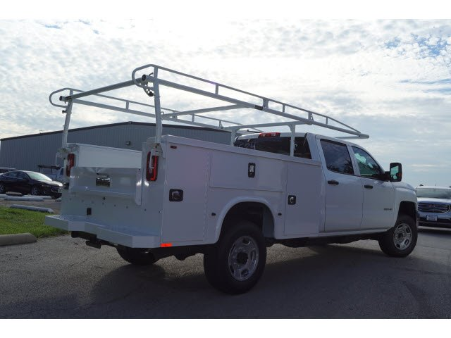 2019 Silverado 2500 Crew Cab 4x2,  Knapheide Service Body #290472 - photo 3