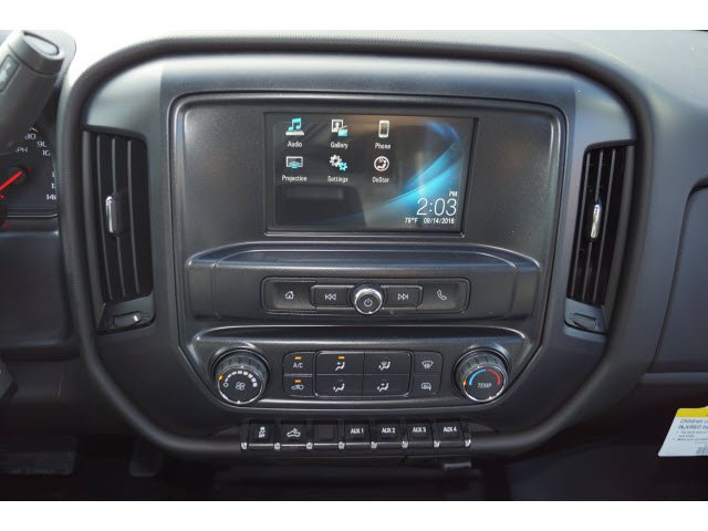 2019 Silverado 2500 Crew Cab 4x2,  Knapheide Service Body #290472 - photo 6
