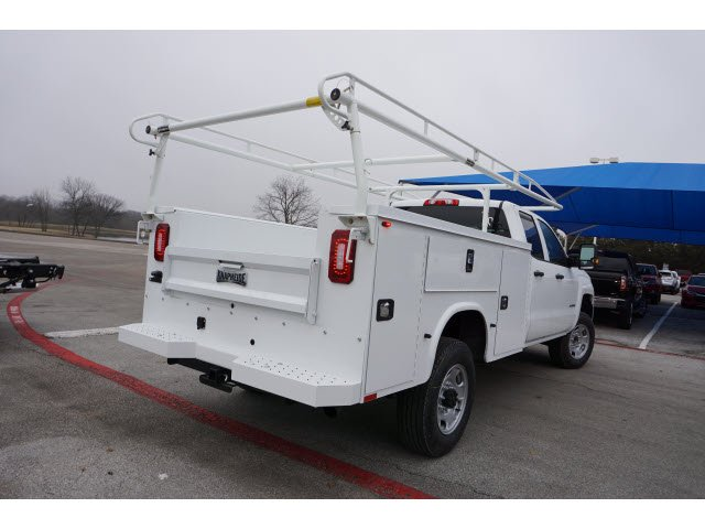 2019 Silverado 2500 Double Cab 4x2,  Cab Chassis #291562 - photo 2