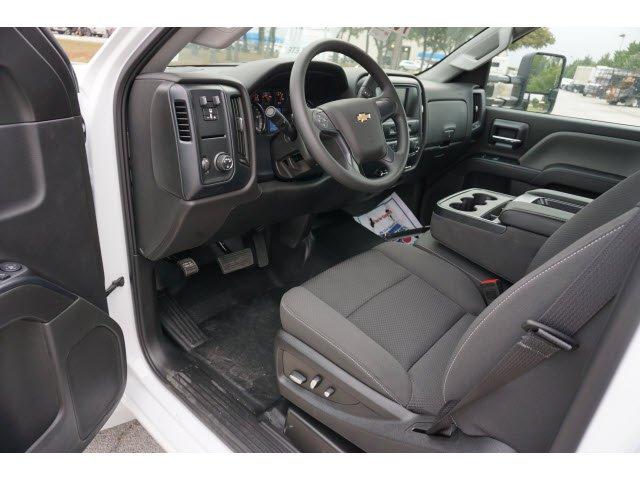 2019 Silverado 5500 Regular Cab DRW 4x2,  General Stake Bed #293637 - photo 4