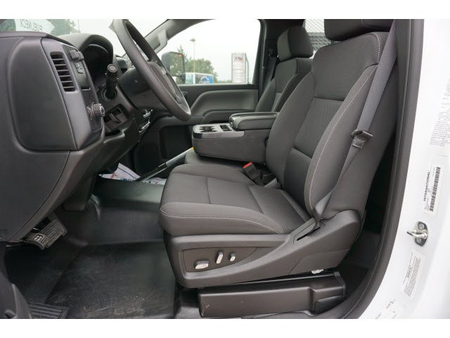 2019 Silverado 5500 Regular Cab DRW 4x2,  General Stake Bed #293637 - photo 5