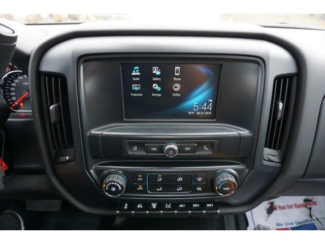 2019 Chevrolet Silverado 5500 Regular Cab DRW RWD, General Truck Body Stake Bed #293637 - photo 6