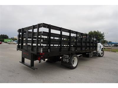 2019 Chevrolet Silverado 5500 Regular Cab DRW RWD, General Truck Body Stake Bed #293637 - photo 3
