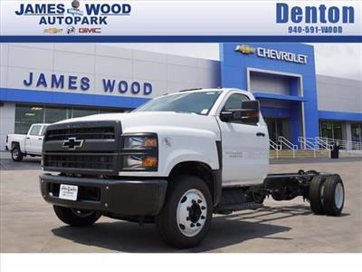 2019 Chevrolet Silverado 4500 Regular Cab DRW RWD, Cab Chassis #293671 - photo 1
