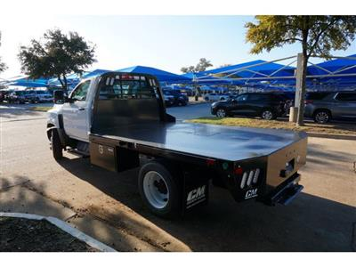 2019 Silverado 4500 Regular Cab DRW 4x2, CM Truck Beds RD Model Platform Body #293676 - photo 2