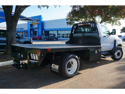 2019 Silverado 4500 Regular Cab DRW 4x2, CM Truck Beds RD Model Platform Body #293676 - photo 3