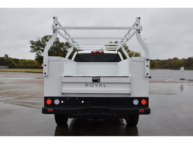 2019 Silverado 2500 Double Cab 4x2, Royal Service Body #294115 - photo 18