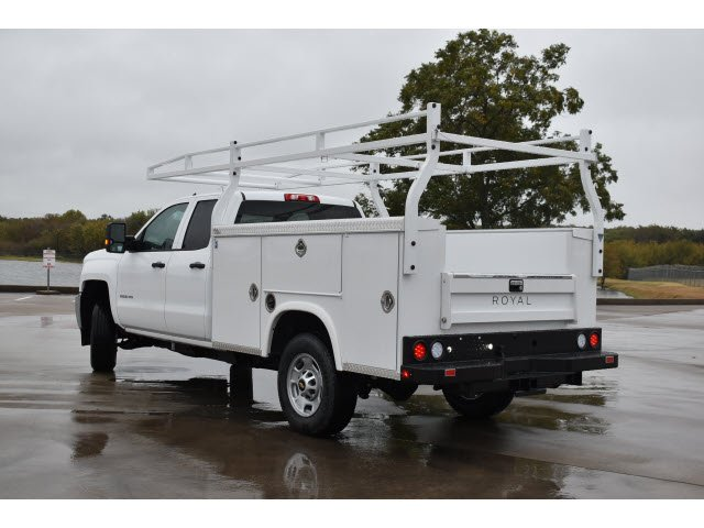 2019 Silverado 2500 Double Cab 4x2, Royal Service Body #294115 - photo 2
