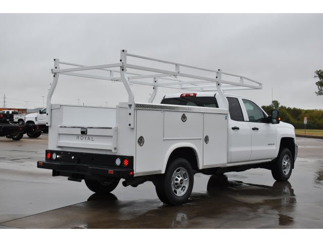 2019 Silverado 2500 Double Cab 4x2, Royal Service Body #294115 - photo 3
