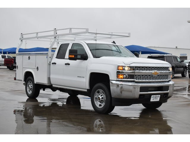 2019 Silverado 2500 Double Cab 4x2, Royal Service Body #294115 - photo 4