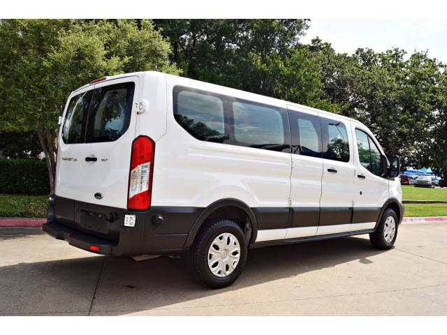 2017 Transit 350 Low Roof, Passenger Wagon #C9264 - photo 2