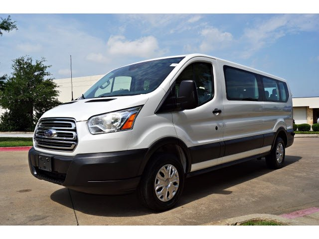 2017 Transit 350 Low Roof, Passenger Wagon #C9264 - photo 5
