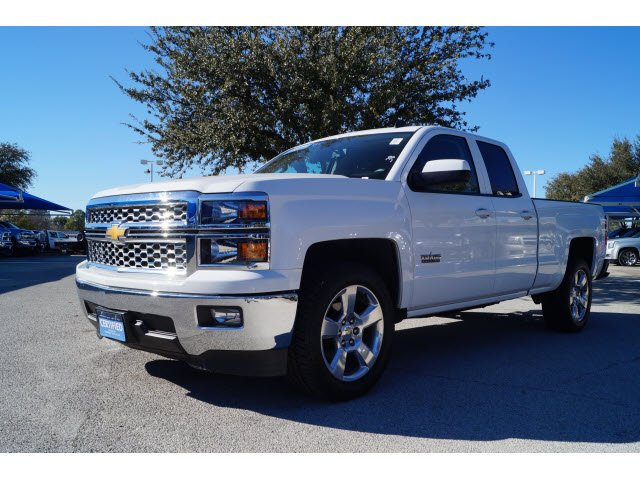 2014 Silverado 1500 Double Cab, Pickup #P16445A1 - photo 4