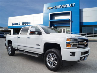 2016 Silverado 2500 Crew Cab 4x4, Pickup #P16504 - photo 1
