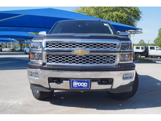 2015 Silverado 1500 Crew Cab 4x4, Pickup #P16576A1 - photo 5