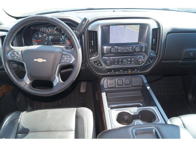2015 Silverado 1500 Crew Cab 4x4, Pickup #P16576A1 - photo 8