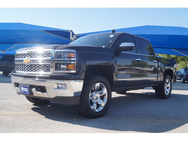 2015 Silverado 1500 Crew Cab 4x4, Pickup #P16576A1 - photo 3