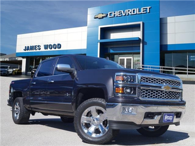 2015 Silverado 1500 Crew Cab 4x4, Pickup #P16576A1 - photo 1