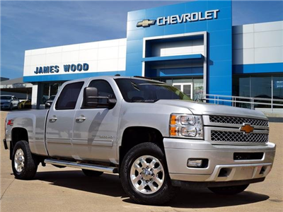2013 Silverado 3500 Crew Cab 4x4, Pickup #P16598 - photo 1
