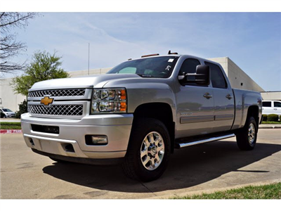 2013 Silverado 3500 Crew Cab 4x4, Pickup #P16598 - photo 3