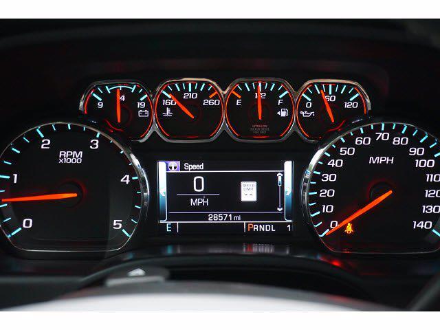2019 Chevrolet Silverado 3500 Crew Cab 4x4, Platform Body #P17546 - photo 18