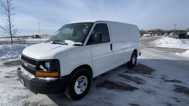 2011 Chevrolet Express 2500 4x2, Empty Cargo Van #B1168804 - photo 1