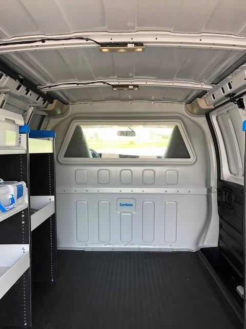 2019 Express 2500 4x2,  Sortimo ProPaxx General Service Upfitted Cargo Van #K1238280 - photo 9