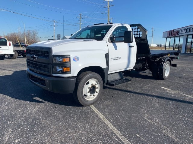 2019 Chevrolet Silverado 5500 Regular Cab DRW 4x2, Switch N Go Hooklift Body #KH885961 - photo 1