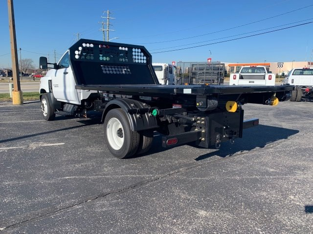 2019 Silverado 5500 Regular Cab DRW 4x2, Switch N Go Drop Box Hooklift Body #KH885961 - photo 2