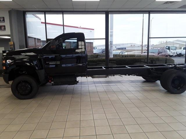 2020 Chevrolet Silverado 4500 Regular Cab DRW 4x4, Cab Chassis #LH394210 - photo 1
