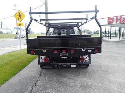 2021 Chevrolet Silverado 4500 Crew Cab DRW 4x4, Knapheide Concrete Concrete Body #MH645307 - photo 2